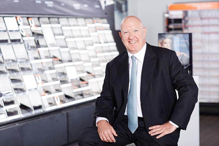 Portrait Photo of John Fielding