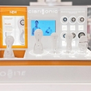 Clarisonic Counter Unit Array Marketing