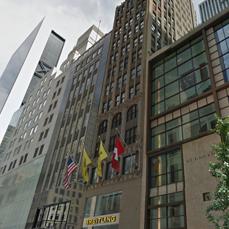 Opened Manhattan, New York office