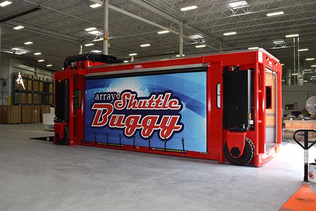 Array Shuttle Buggy