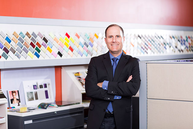 James Della Rossa on his new role as Vice President Design_Innovation