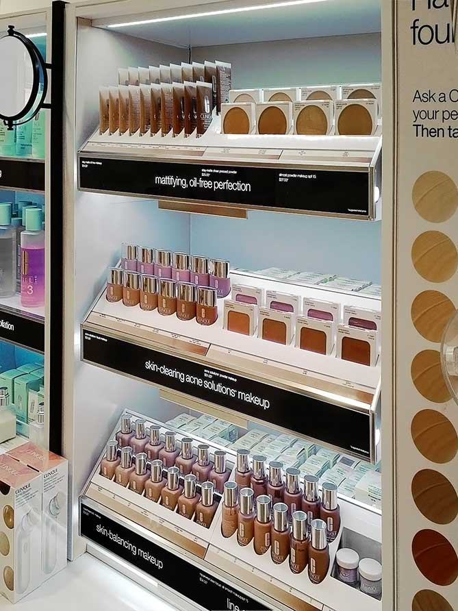 Clinique partners with Array to Enhance Their Beauty Shopping Experience in Nordstrom's