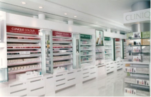 IDMD pioneers Open Service merchandising and revolutionizes the way that cosmetics are sold today
