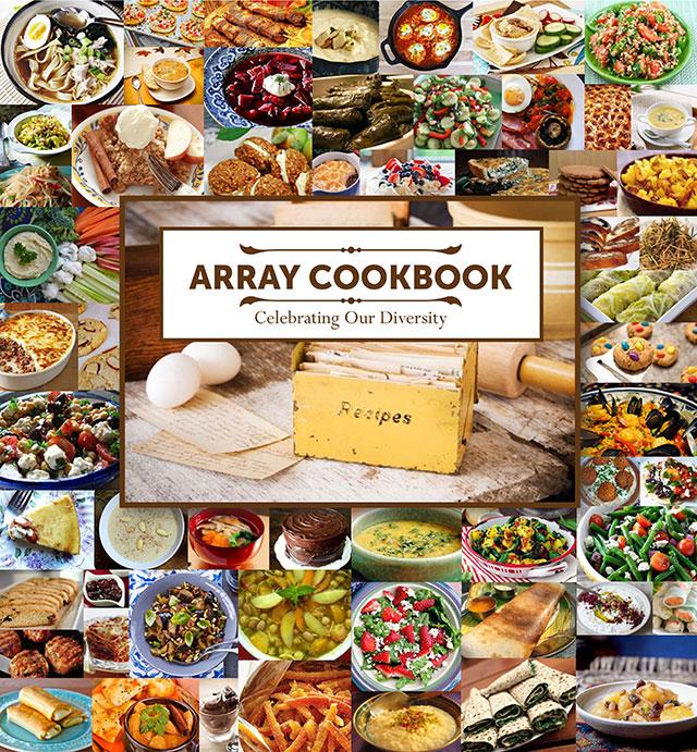 Array Cookbook Celebrating Our Diversity