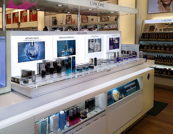 Skincare store london